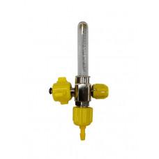 FLUXOMETRO 0-15 LPM AR COMP