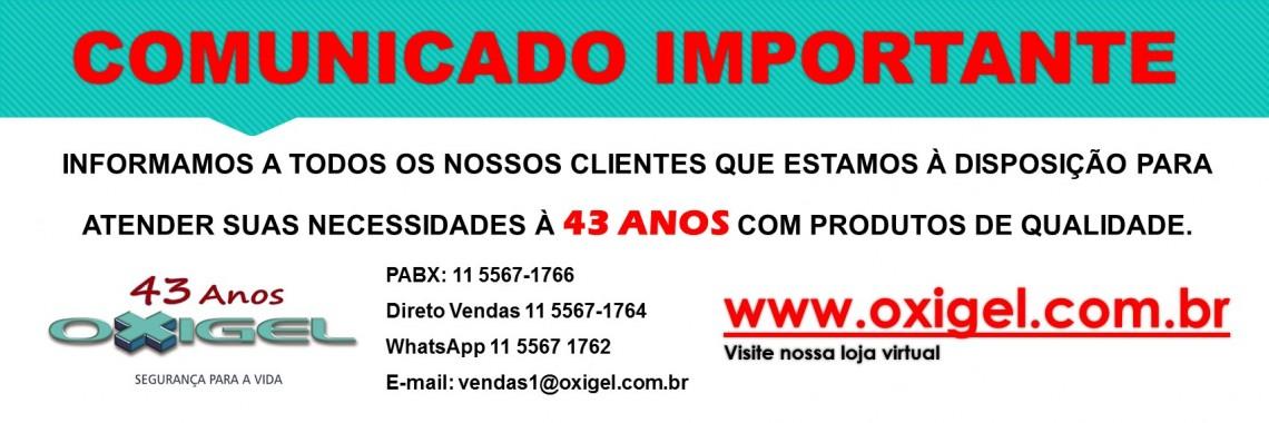 Comunicado Importante!!!
