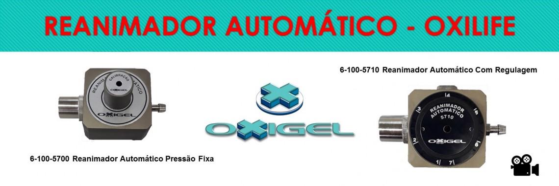 Reanimador Automático - OXILIFE